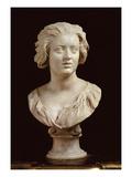 Bust of Costanza Buonarelli (Marble) Giclee Print by Giovanni Lorenzo Bernini