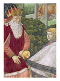 Giuseppe, the Patriarch of Constantinople, as One of the Three Kings Giclee Print by Benozzo di Lese di Sandro Gozzoli