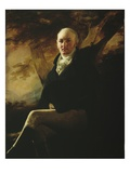 Sir James Montgomery, 2nd Baronet of Stanhope, 1804 (Oil on Canvas) Reproduction procédé giclée par Sir Henry Raeburn