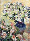Azaleas, 1885 Giclee Print by Claude Monet