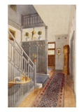 Entrance Passage (Colour Litho) Giclee Print by Richard Goulburn Lovell