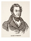 Alcide D'Orbigny (Litho) Giclee Print by  French