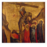 The Deposition of Christ from the Cross (Panel) Giclee Print by  Arcangelo di Cola da Camerino