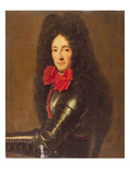 Portrait of a Nobleman Giclee Print by Pierre Mignard