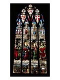 Window, 1507-13 (Stained Glass) Giclee Print by Arnaud de Moles
