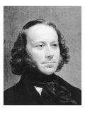 Portrait of John Ericsson (1803-1889) (Litho) Giclee Print by  American