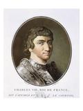Charles Viii Giclee Print by Antoine Louis Francois Sergent-marceau