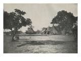 Fort Desaix, 1898 (Litho) Giclee Print by Albert Ernest Augustine Baratier