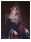 Isabella I 'The Catholic' Giclee Print by Jose da Rosa