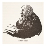 Alfred Giard (Litho) Giclee Print by  French