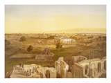 Lucknow, from 'India Ancient and Modern', 1867 (Colour Litho) Giclee Print by William 'Crimea' Simpson