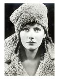 Greta Garbo in the Role of Anna Karenina (B/W Photo) Reproduction proc&#233;d&#233; gicl&#233;e par  American Photographer