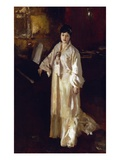 Judith Gautier, C.1885 (Oil on Canvas) Giclee Print by John Singer Sargent