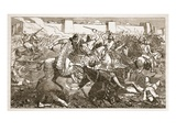 The Battle of Carchemish (Litho) Giclee Print by  English