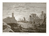 The Attack on the Piraeus (Litho) Giclee Print by  English