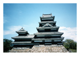 Matsumoto Castle (Photo) Giclee Print