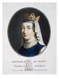 Bertrude Giclee Print by Antoine Louis Francois Sergent-marceau