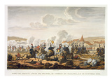The Death of Prince Ludwig of Prussia at the Battle of Saalfed, 10 October 1806 Giclee Print by Jacques Francois Joseph Swebach