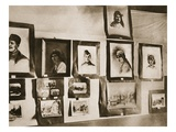 Done by British Officers in Captivity in Germany: Pictures Shown at an Exhibition Giclee Print by  German photographer