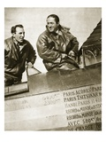 Airmen of Unsurpassed Achievement (Photogravure) Giclee Print by  French Photographer