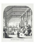 The Convict Nursery at Brixton, from 'The Criminal Prisons of London and Scenes of Prison Life' Giclee Print by  English