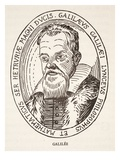 Galileo (Litho) Giclee Print by  French