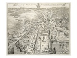 Tunbridge Wells Giclee Print by Thomas Badeslade
