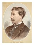Mr James Gordon Bennett Giclee Print by  English