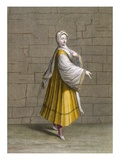 A Girl of Fine, Plate 72 Gicl&#233;e-Druck von Jean Baptiste Vanmour