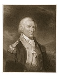 Major General Arthur St. Clair, Engraved by Edward Wellmore (Fl.1835) Giclee Print by Charles Willson Peale