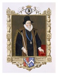 Portrait of Thomas Sackville (1536-1608) 1st Baron Buckhurst Giclee Print by Sarah Countess Of Essex