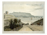 Scarborough, Yorkshire Giclee Print by William Daniell