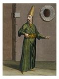 Lulufli-Baltadgi, Plate 10 Giclée-Druck von Jean Baptiste Vanmour