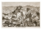 The Defeat of Adonizedek (Litho) Giclee Print by  English