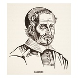 Gassendi (Litho) Giclee Print by  French