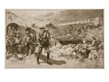 After the Battle: a Melancholy Return Reproduction procédé giclée par Joseph Finnemore