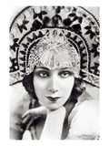 Dolores Del Rio, C.1925 (B/W Photo) Giclee Print by  American Photographer