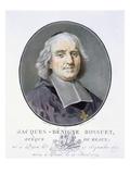 Jacques=Benigne Bossuet Giclee Print by Antoine Louis Francois Sergent-marceau