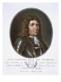 Jean Baptiste De Valbelle Giclee Print by Antoine Louis Francois Sergent-marceau