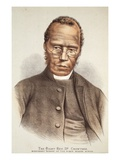 The Right Rev. Dr. Crowther Giclée-tryk af English