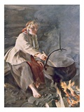 Untitled Giclee Print by Anders Leonard Zorn