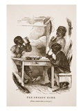 The Sweeps' Home, Illustration from 'London Labour and London Poor' by Henry Mayhew, Pub. 1862 Giclee Print by  English