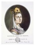 Bathilde Giclee Print by Antoine Louis Francois Sergent-marceau