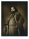 Daniel Vierge (1851-1904), from 'Galerie Contemporaine', C.1874-78 (B/W Photo) Giclee Print by Ferdinand Mulnier