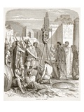 Brennus at Rome (Litho) Giclee Print by  English