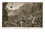 Retreat of the Athenians from Syracuse (Litho) Giclee Print by  English