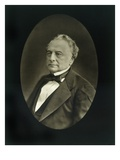 Isaac Pereire (1806-80), from 'Galerie Contemporaine', C.1874-78 (B/W Photo) Giclee Print by  Nadar