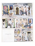 Usseeratanam Rajah, Part I, from 'The History and Doctrine of Buddhism' by Edward Upham, 1829 Giclee Print by  English