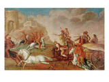 Kuruc Uprising in Hungary Against the Habsburgs 1703-11 Giclee Print by  Hungarian