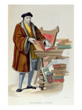 Guillaume Bude, 1841 (Colour Engraving) Giclee Print by  Dupre